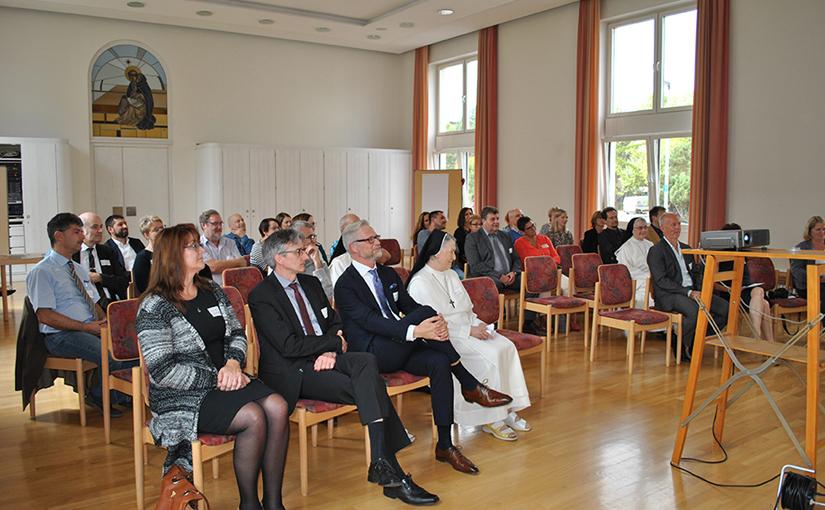 Treffen der Führungskräfte der St. Dominikus Stiftung 2019