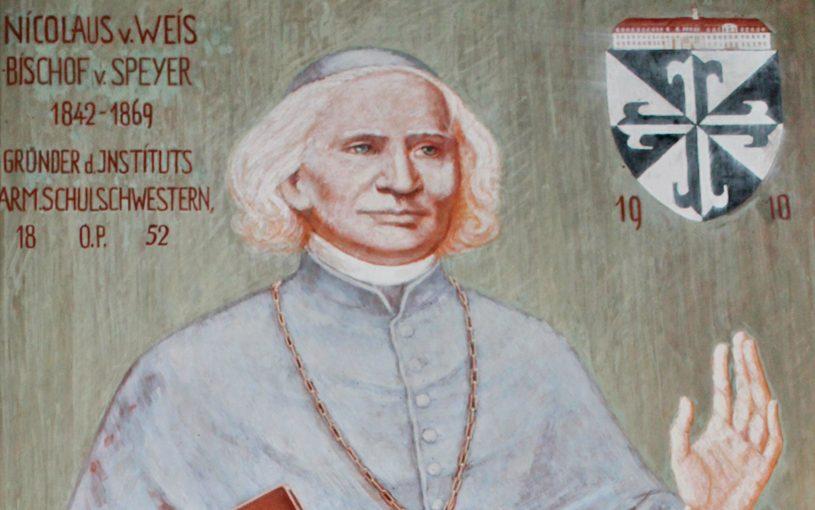Nikolaus von Weis: Vom Hirtenjungen zum Bischof