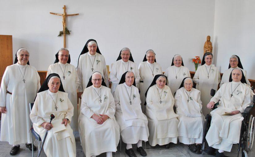 Schwestern des Institut St. Dominikus feiern zweites Professjubiläum in diesem Jahr