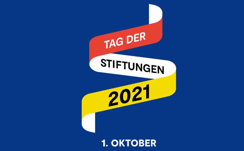 """1. Oktober """"Tag der Stiftungen"""""""