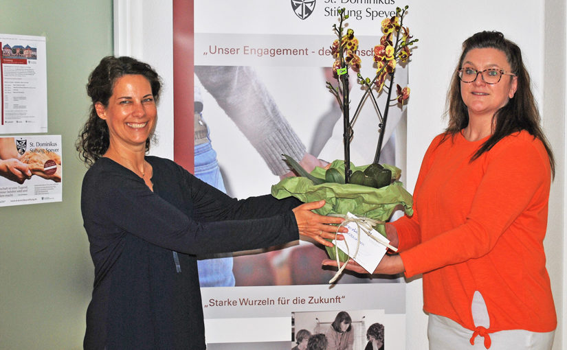 Katrin Tönshoff neue Geschäftsführerin der St. Dominikus Stiftung Speyer